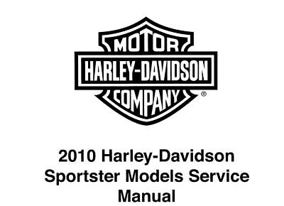 Harley Davidson Sporster Models Service Repair Maintenance