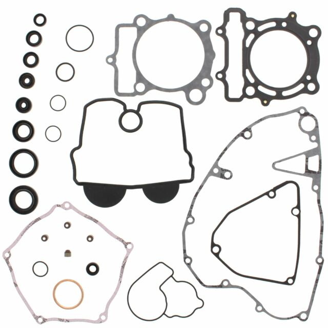 Vertex Complete Gasket Kit with Oil Seals for Kawasaki
