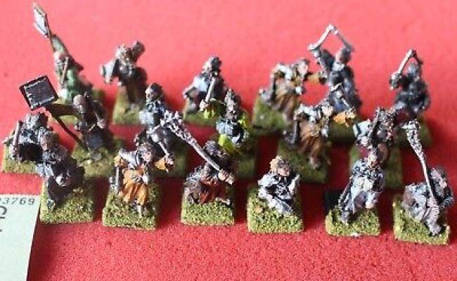 Games Workshop Warhammer The Empire Flagellants Regiment