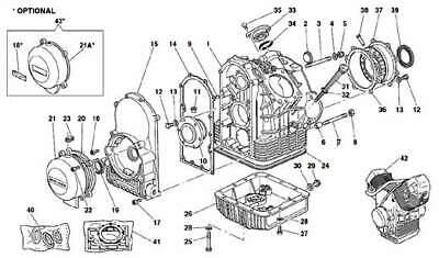 MOTO GUZZI 1100 SPORT CARB 1994-1996 Kit viti brugola inox