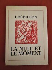 La Nuit Et Le Moment : moment, Erotic, Literature., Moment., Illustrated, Berthommé, Saint-André