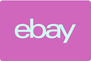 $100 eBay Gift Card - One card, so many options. Email delivery