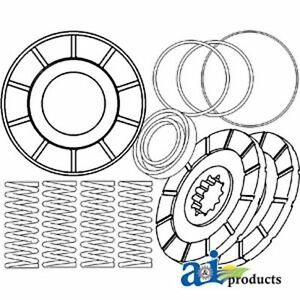 384166KIT IH Brake Kit Fits:Case-IH Tractor: Hydro 100