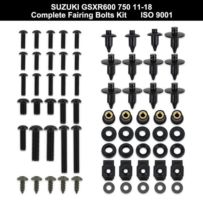 Aftermarket Fit For 2011-2018 Suzuki GSXR600/750 Complete