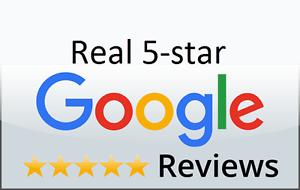5x Google Reviews For Business Real 5 STAR Google Reviews For SEO LIFETIME SAFE