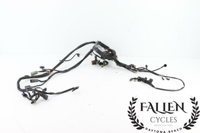 06 Harley Softail Heritage Classic Wiring Wire Harness
