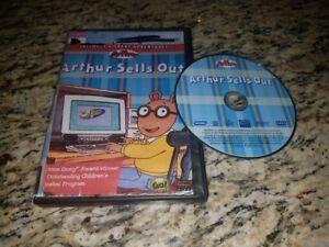 arthur sells out dvd