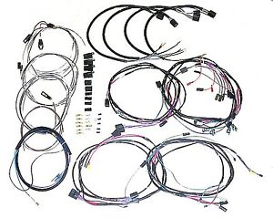 1955 2nd 1956 1957 1958 1959 Wiring Harness Chevy GMC