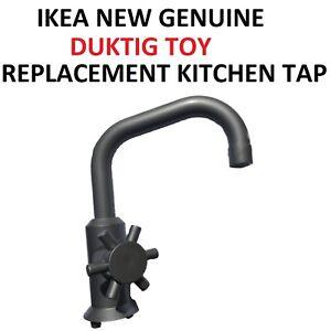 details sur neuf robinet origine ikea duktig remplacement robinet enfants cuisine jouet lavabo levier afficher le titre d origine