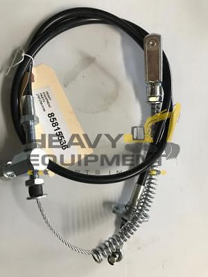 555e 575e Lb75 Lb 90 New Holland Backhoes Hand Brake