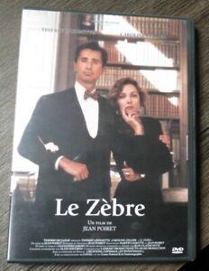 Le Zèbre (film) : zèbre, (film), ZEBRE, Thierry, Lhermitte, Caroline, Cellier