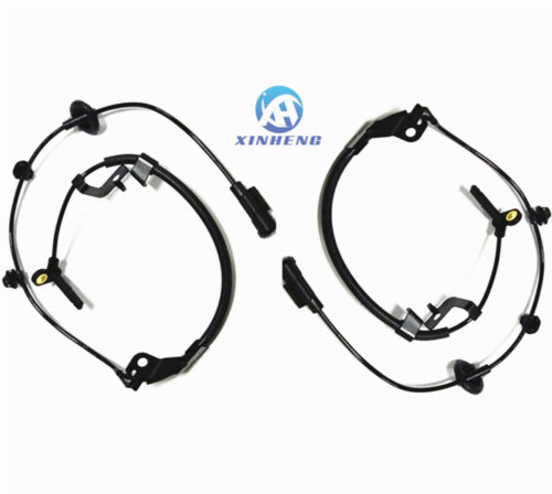 Rear Left & Right ABS Wheel Speed Sensor For Mitsubishi
