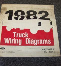 1982 ford l700 l800 l8000 l9000 l series electrical wiring diagram manual [ 1200 x 900 Pixel ]