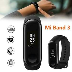 Original Xiaomi Mi Band 3 Smart Wristband Bracelet OLED Display 50m Waterproof