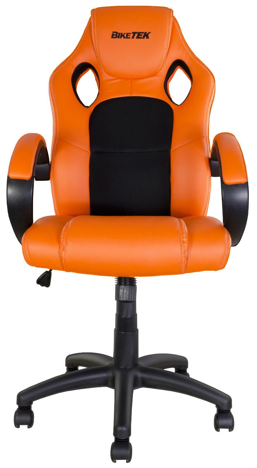 Orange Office Chairs Biketek Ktm Orange Office Garage Motocross Mx Enduro Race Team Rider Chair