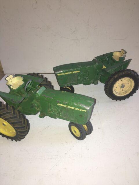 Vintage John Deere Toy Tractors : vintage, deere, tractors, Deere, Vintage, Tractor, Narrow, Front, 1/16.