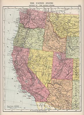 Map Of Utah And Nevada : nevada, UNITED, STATES, PACIFIC, CALIFORNIA, NEVADA, ARIZONA, OREGON