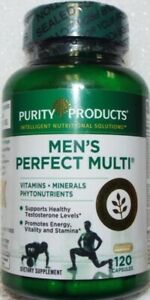 Purity Products Men's Perfect Multi Dietary Supplement ...