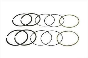 Hastings Moly Piston Ring Set +.020