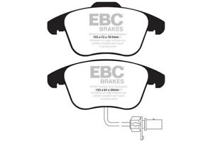 EBC ULTIMAX FRONT BRAKE PADS DP1998 A4 A5 1.8T 2.0T 07