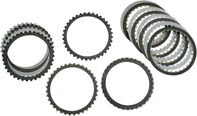 Alto Carbonite Powerpak Clutch Kit #095750CC Buell