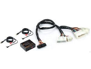 iSimple ISHY531 08 Fit Hyundai Accent Dual Aux Audio Input