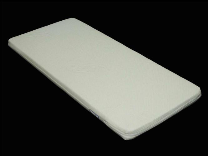 New Crib Cradle Pram Foam Mattress 90 X 40 4 Cm With Quilted