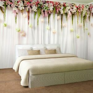 3d Wallpaper Mural Floral Bedroom Wallpapers Background Wall Cover Elegant Style 691049470703 Ebay