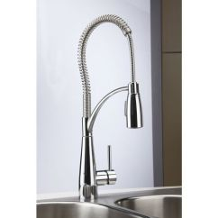 Professional Kitchen Faucet Window Ideas Treatments Elkay Lkav4061cr Avado Semi Chrome Single Hole With Spout F