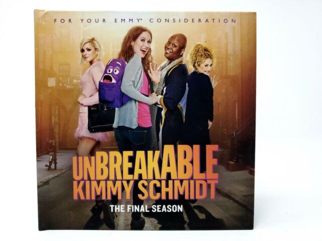 UNBREAKABLE KIMMY SCHMIDT Final Season 4 (Part 2) Netflix 2019 Emmy FYC DVD RARE | eBay