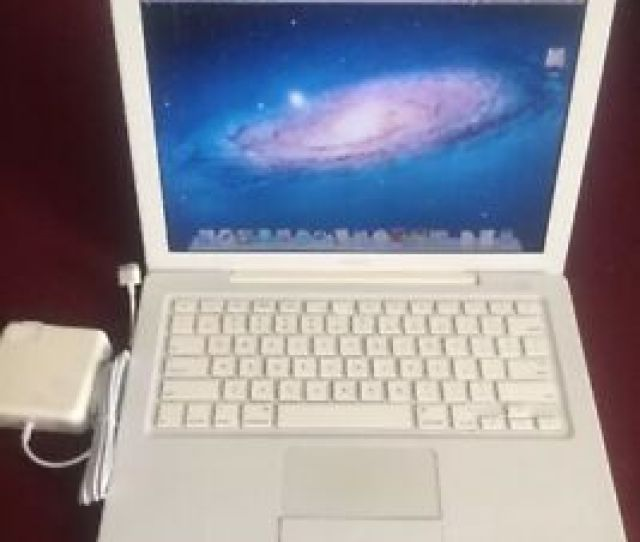 Apple A 3 Laptop With Intel Core  0ghz 2gb Ram 160gb Hdd 609525132731 Ebay