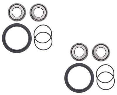 NEW ALL BALLS FRONT WHEEL BEARINGS SEALS KIT 2002 ONLY