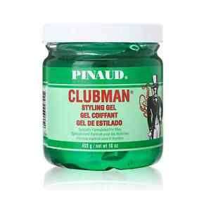 pinaud clubman styling gel 16 oz pack of 8 ebay