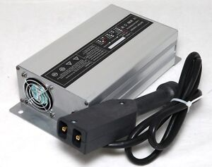 36 VOLT 18A Golf Cart Battery Charger Powerwise Plug For