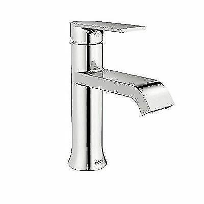moen ws84760 genta single handle bathroom faucet in chrome for sale online ebay