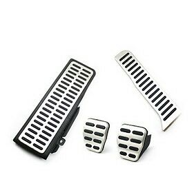 Stainless Steel Car Pedals for LHD Passat B6 B7L CC Manual