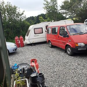 FORD TRANSIT GENERATION 2 LTR PETROL AUTOMATIC PROJECT