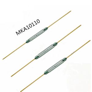 Dry Magnetic Reed Switch Sensor MKA-10110 1.8x10mm