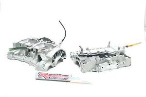 2002 SEA-DOO GTX RFI ENGINE MOTOR CRANKCASE CRANK CASES