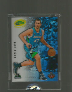 2008-09 ETOPPS E TOPPS KEVIN LOVE ROOKIE CARD RC RARE /749 ...