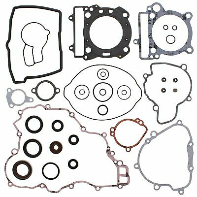 KTM SX-F 250, 2005-2012, Complete/Full Gasket Set with