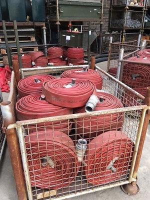 Fire Hose Dog Bed : Brigade, Lengths,, Angus, Duraline,, Ends,