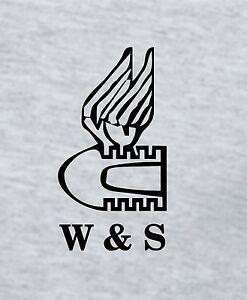Webley Revolver Flying Bullet T Shirt Webley & Scott
