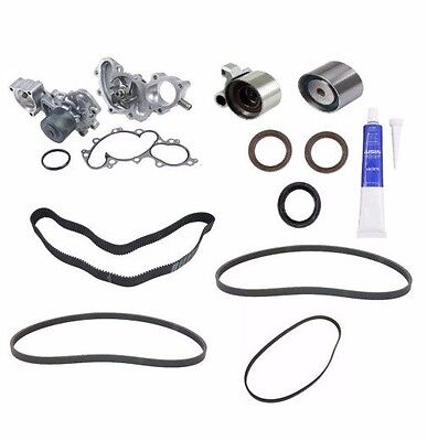 OEM Timing Belt & Water Pump Kit for Toyota 3.4l for