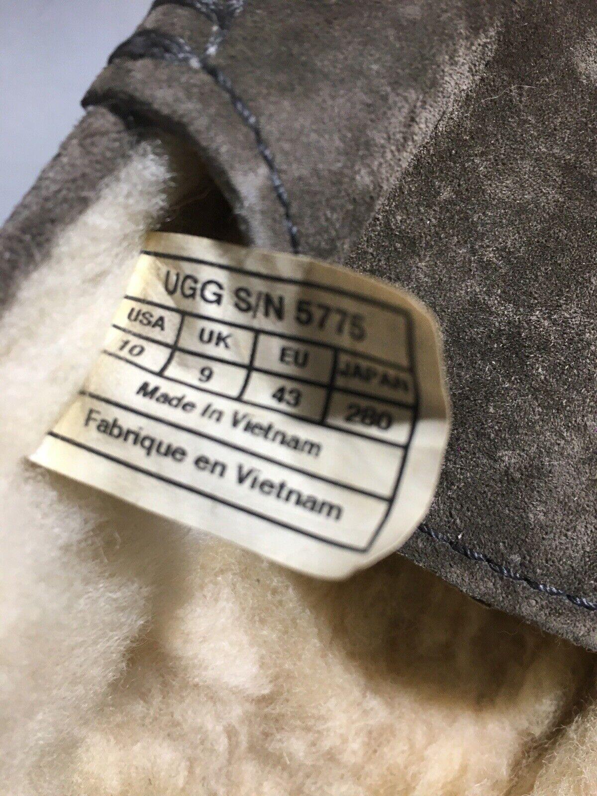 Are Uggs Made In Vietnam : vietnam, Australia, Ascot, Suede, Sheepskin, Sli…