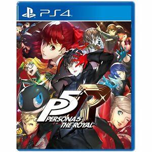 NEW PS4 Persona 5 P5: The Royal 女神異聞錄 皇家版 (HK Chinese 中文版)   eBay