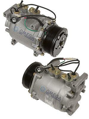 2002 Honda Civic Ac Compressor : honda, civic, compressor, Compressor, Fits:, Honda, Civic