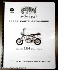 Mini Bike Parts Catalog : parts, catalog, Broncco, Parts, Fantic, Bronco