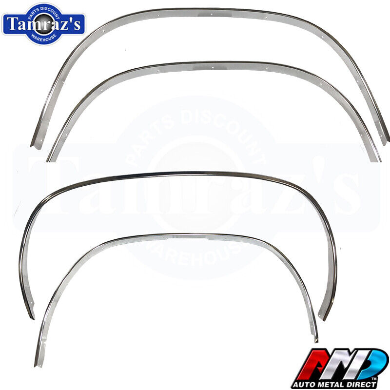 71-76 Scamp Wheel Well Opening Reveal Molding Trim