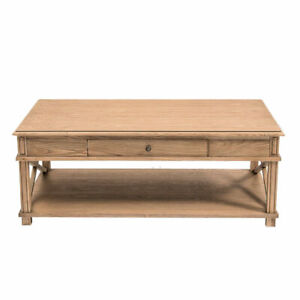 details about french provincial furniture coffee table